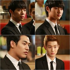 Rooftop Prince Make over, yes please ^^