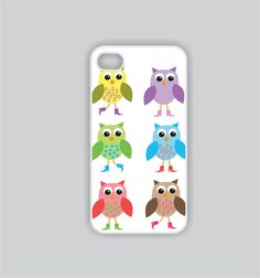 Items similar to Rubber iPhone 4 Case - Owls in Boots - iPhone Case, iPhone Case, Cases for iPhone Hard iPhone 4 Case, iPhone 4 Cover on Etsy Owl Phone Cases, Diy Phone Case, Phone Covers, Iphone 4s, Iphone Cases, Apple 6, Cool Cases, 6 Case, Owls