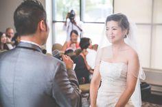 Wedding Photography / Toronto photographer / Vows / Ceremony / www.wilsonhophotography.com Wedding Photography Toronto, Toronto Wedding, Wedding Events, Weddings, Toronto Photographers, Vows, One Shoulder Wedding Dress, Wedding Dresses, Fashion