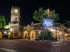 Pirates of the Caribbean in the Magic Kingdom at Walt Disney World via Disney Photography Blog