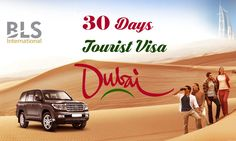 30 Days Tourist Visa for Dubai 30 Day, Dubai, 30th, How To Apply