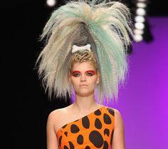 5 Crazy Runway Hair Styles