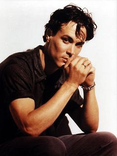 Brandon Lee - Due to his death he was only in a few movies but I loved seeing him on screen. He was gone far too soon.