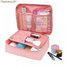 Hayao Miyazaki Lightweight Large Capacity Portable Luggage Bag Hanging Organizer Bag Makeup Bag