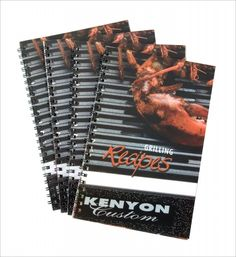 Kenyon A70001 All Seasons Grill Recipe Book - Designed specifically for Kenyon Custom All Seasons Grills. Chef John Engelhorn's grilling recipes reflect the simplicity of the grill and the food you will prepare. The recipe book is full of color photos, laminated pages, and step-by-step grilling instructions. - See more at: https://www.unbeatablesale.com/kenyon001.html?utm_medium=CPA&utm_campaign=commissionjunction&utm_source=affiliate&content=3393400#sthash.xD8SJUJA.dpuf