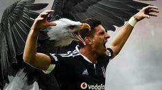Mario Gomez. Beşiktaş won the derby.