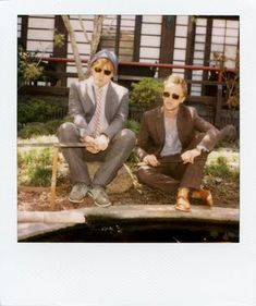 Band of Outsiders, Fall (Rupert and Tom)