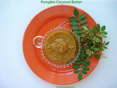 Pumpkin Coconut Butter is so Delicious! Its tastes like pumpkin pie but it's more creamy from the coconut butter! You have to make this recipe!   pumpkin   coconut   recipes
