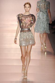 Jenny Packham at New York Fashion Week Spring 2011 - StyleBistro