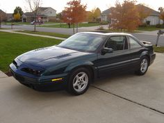 '94 Pontiac Grand Prix GTP. Mine had leather and honeycomb wheels, but this'll do until I find a better pic.