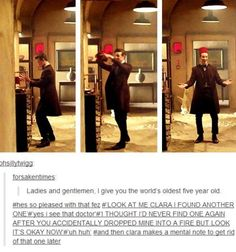 """""""One day you could just walk past a fez"""""""