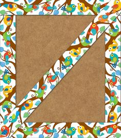 Boho Birds Borders from Carson-Dellosa