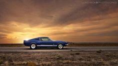 '67 GT500 Sunrise Profile