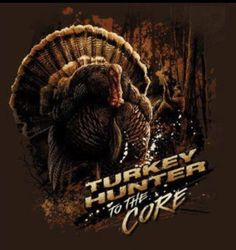 Proud turkey hunter