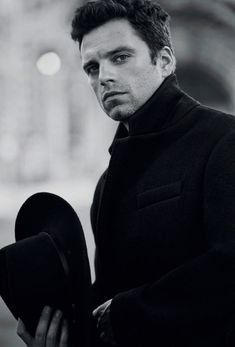 Sebastian Stan is an Urban Cowboy for Esquire España Sebastian Stan Photoshoot, Sebastian Stan Tumblr, Bucky Barnes, Ben Barnes, James Barnes, Michael Johnson, Tom Hiddleston, Model Tips, Sabastian Stan