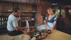 Cooking Class, Balinese Man Cooking With Caucasian Woman #Asian, #Bali, #Balinese, #Caucasian, #Chef, #Class, #Cook, #Cooking, #Ingredient, #Kitchen, #Moreorange, #Motion, #Slow, #Teach, #Tourist, #Traditional https://goo.gl/jUKkz3