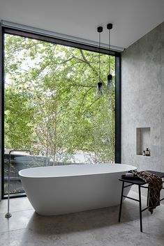 The Princes Hill House by Christopher Elliott Design is a residential interior design project located in Melbourne that combines old and new interior styles Simple Bathroom Designs, Bathroom Design Small, Bathroom Interior Design, Dream Bathrooms, Beautiful Bathrooms, Bathroom Design Inspiration, Residential Interior Design, Contemporary Bathrooms, Bathroom Modern