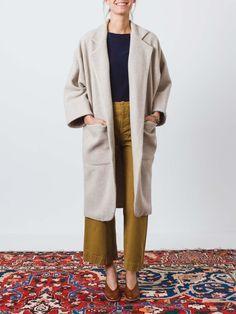 Camel Alchemical Coat