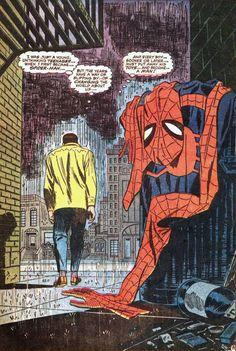 spiderman-no-more-romita-a.jpg (470×700)