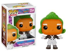 Willy Wonka and the Chocolate Factory: Oompa Loompa Pop figure by Funko