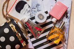 # Beauty bag /  mes chouchoux du moment ..