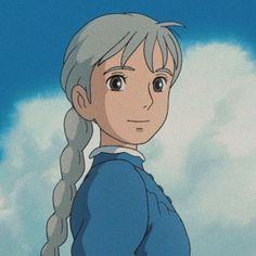 Sophie Howl's Moving Castle, Howls Moving Castle, Studio Ghibli Art, Studio Ghibli Movies, Studio Ghibli Characters, Anime Characters, Hayao Miyazaki, Pixel Art Background, Howl And Sophie