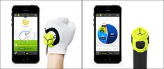 Zepp 3D motion sensor captures sports data for training. Most recent design work with Zepp Labs. Exciting to see this out in the press. Launch in stores this November!