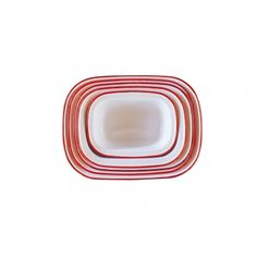 This beautiful 5 piece pie dish set is from the iconic Falcon enamel factory. The Falcon brand has stood the test of time since the It is strong and robust being made of bright white porcelain . White Pie, Red And White, Falcon Enamelware, Dish Sets, Serving Dishes, Pie Dish, White Porcelain, Wedding Gifts, Steel