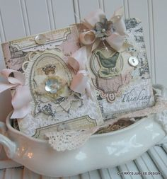 shabby chic french style.