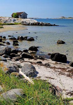 Beautiful Koster Island, Sweden