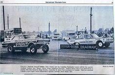 The John Petrie Canadian Highlander (1965 Coronet) – John Petrie Racing