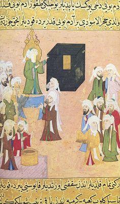 Kaaba-Siyer-i-Nebi 1594