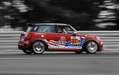 When we say the past 57 years have been a blur, we're not exaggerating. Mini Usa, John Cooper Works, Hit The Floors, Mini Coopers, Blur, The Past, History, The Originals, Historia