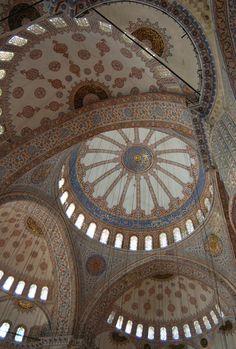 Istanbul - Blue Mosque (Sultan Ahmet Mosque)