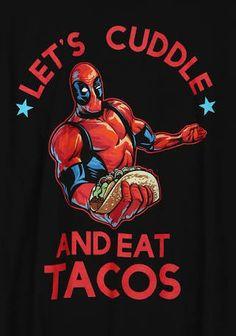 Deadpool an American superhero film based on Marvel comics. Deadpool has been a memb… Deadpool Quotes, Deadpool Art, Deadpool Funny, Marvel Funny, Marvel Memes, Deadpool Tacos, Deadpool Stuff, Manhwa, Deadpool Wallpaper