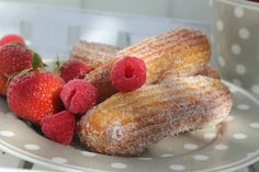 Passion 4 baking » Churros