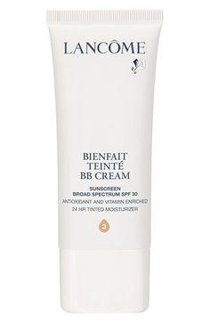 Lancôme 'Bienfait Teinté' BB Cream Broad Spectrum SPF 30 available at #Nordstrom