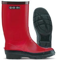 Nokian Footwear - Gummistiefel -Reef- (Everyday) Dunkelrot, Größe 36 [418-75-36] - http://on-line-kaufen.de/nokian-footwear/36-eu-nokian-footwear-gummistiefel-reef-everyday