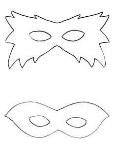 sablonok-alarcok Diy And Crafts, Arts And Crafts, Mask Drawing, Classroom Crafts, Halloween Masks, Hallows Eve, Mask For Kids, Stencils, Mandala