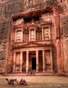 Spectacular Places: Petra, Jordan