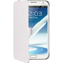 Custodia Pelle Originale Samsung Galaxy Note 2 - Bianco  € 25,99