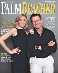 The Palm Beacher Magazine | February 2011  www.PalmBeacherMagazine.com