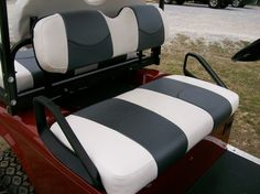 Deluxe™ Golf Cart Seat Covers Golf Cart Seat Covers, Golf Cart Seats, Custom Golf Carts