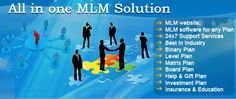 We have provided technology solutions to over 1000 clientele on web Design and Development, CMS, E-Commerce and MLM Software Development in diverse technologies. We are stepping up to be greatest multi level marketing software Development Company in India, functioning on web portal and MLM software Development. Our Company is dedicated in rising MLM websites and software with SDLC method of software development.