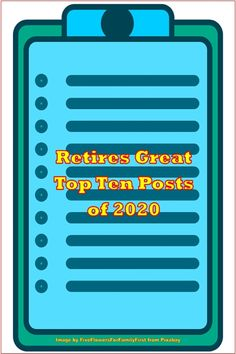 We were curious what were our top ten posts? What did you enjoy the most? We used number of page views to determine our winners. As a side note, we were in disbelief to learn the number of people visiting our blog and page views increased by 1500% over the year. We appreciate your readership and strive to provide informative and interesting information. As we discovered, some of our favorites didn't even make the list. In fact, some of our earliest posts proved more popular…