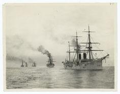 The Great White Fleet World Cruise