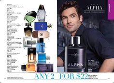 Campaign 4 -  Men's Fragrance *Any 2 for $22* #Giftideas  #Shop online @ youravon.com/4me. #Freeshipping on $40.  Place a direct order with Michelle 1-248-421-9305  #avonrep #fragrance #Cologne #valentinesgifts