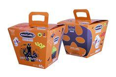 La Caja Mágica Halloween de Migueláñez está repleta de chuches sin gluten, sin leche y cin huevo.