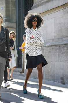 Street Style, Paris: 22 celeb-filled shots from outside this weekend's shows