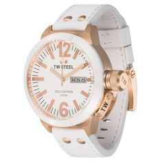 Canteen CEO Watch In Rose Gold